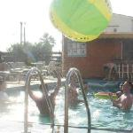chillin at pool ;)