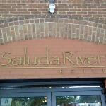 Store Front of Saluda River Grill