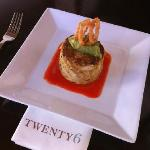 Siginature dish- Jumbo Lump Crab Cake