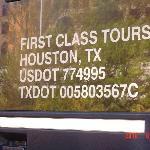 Class Tour Coach