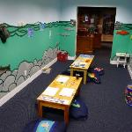 Tongariro National Trout Centre  - children's playroom