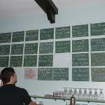 Beachwood BBQ has incredible craft brew selection.  Credit Barbara L. Steinberg