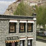 Yeti hotel Gyantse Photo