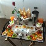Work-of-Art Breakfast...