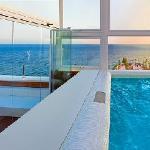 'Sunset Spa' y 'Sunset Terrace'. Los más románticos atardeceres de la bahía de Benidorm
