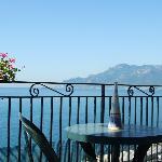 Vista su Costierea Amalfitana