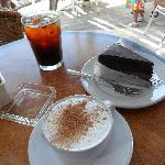 Chocolate cake mmmm