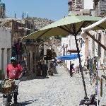 Streets of Real de Catorce