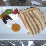 Coconut Macaroon Cake @ 27 Fathoms