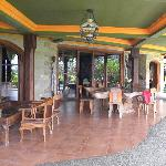 Terrasse principale