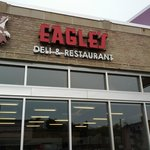 Eagle's Deli, Boston MA
