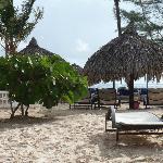 Private area for ESMERALDA guests