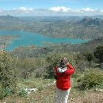 hike starting at Panorama de Las Palomas
