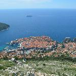 Dubrovnik (view from cable car)
