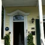 Front Door and Porch