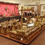 The largest collection of Javanese gamelan instruments outside Indonesia