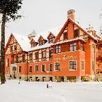 Palace Margot winter Karpacz