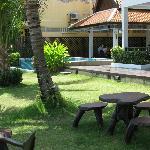 Baan Bophut garden