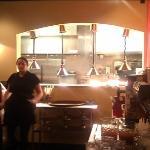 Franco's kitchen where the magic happens