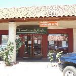 Landmark Cafe Front Door