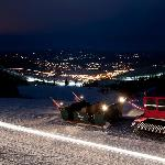 SLEIGH RIDE UP 1000 FT TO DINNER