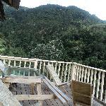 Balcony @ Mount Edge, Newcastle, Jamaica