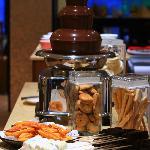 Fountain Chocolate