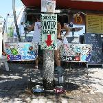 doggie water station