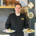 Executive Chef Olivier Allain
