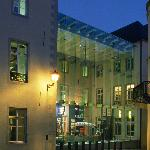 Façade van Musée d'histoire de la ville de Luxembourg