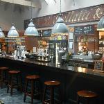 Lion Inn bar