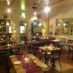 inside madlows restaurant