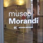 entrata al museo morandi dal palazzo accursio niente foto all'interno!!!!!!