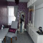Harbour Suite - Dressing Room