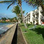 Lokelani Beach side