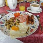 Full Irish Breakfast. Nicht immer, aber immer öfter!