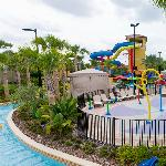 Main Pool / Water Park Area