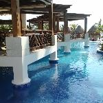Restaurant Over The Pool!