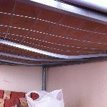 Bent bunkbed!