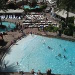 part of the pool area