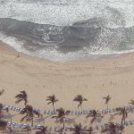 Vista desde el Hotel Riu