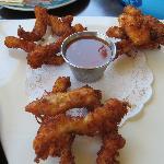 Buzz's Crispy Calamari Fingers
