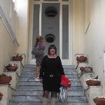 scale dell' ingresso