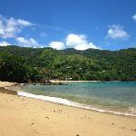 Short walk to this beach