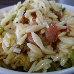 Lovely Orzo Salad - The Wholefood Kitchen