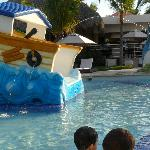 Kid's Pool at The Reserve!