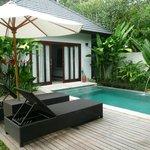 Kebun Villas & Resort Foto