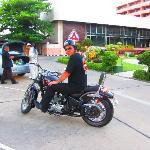 Honda Steed 600 cc