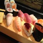 Matsu Sushi set