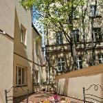 Hotel Caesar Prague Garden